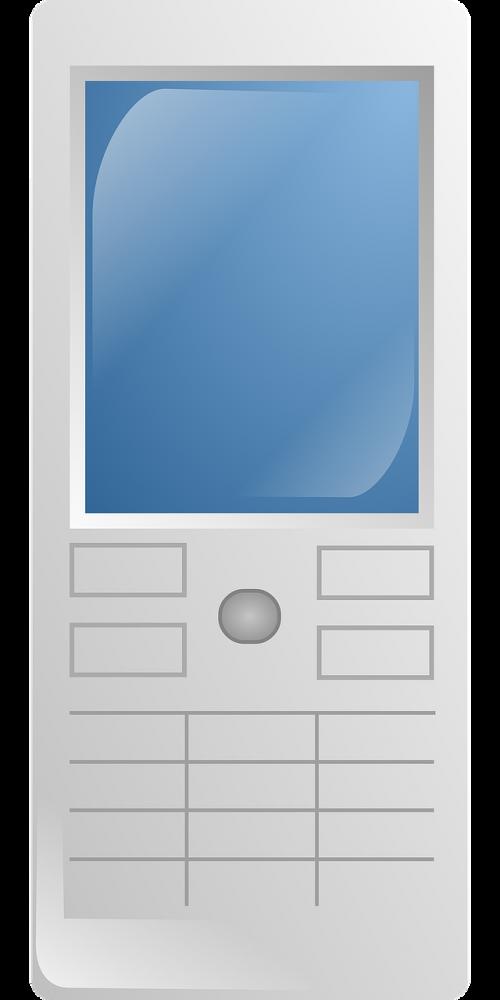 mobile handset phone