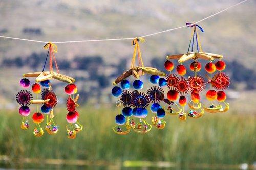 mobile  windspiel  decoration