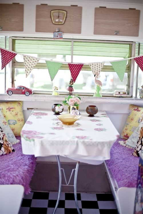 mobile home caravan rv