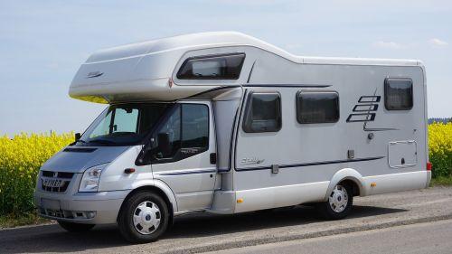 mobile home hymer camper