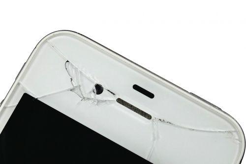 mobile phone broken mobile