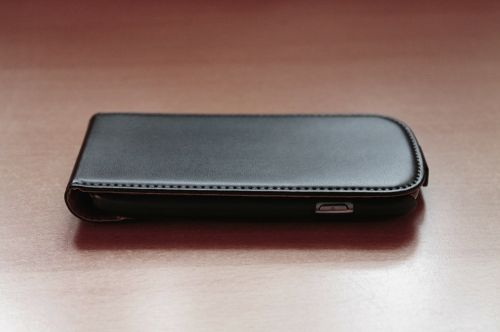 mobile phone protective case leather