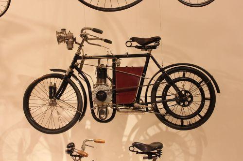 mobility oldtimer motor bike