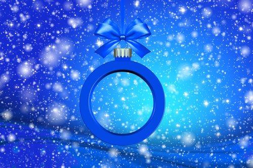 mockup  christmas tree ball  christmas ornament