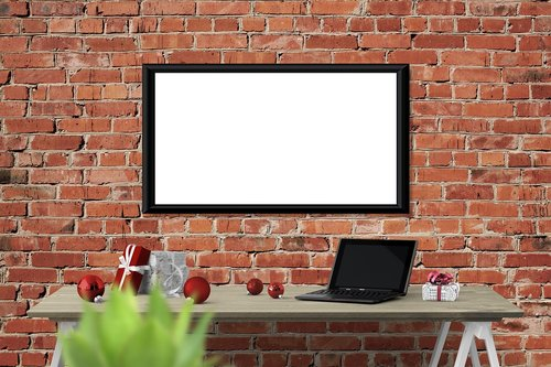 mockup  poster mockup  living room