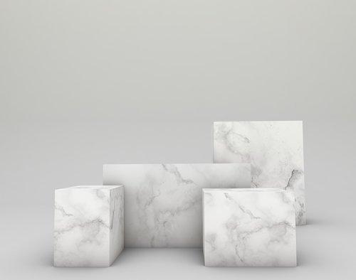 mockup  marble  standard