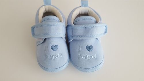 mode slippers baby