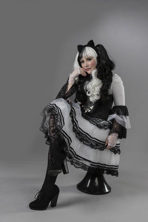 mode  woman  garment