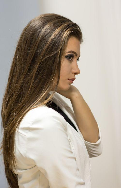 model fashion girl