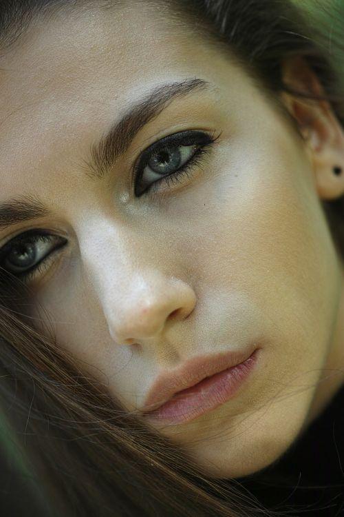 model girl exposure
