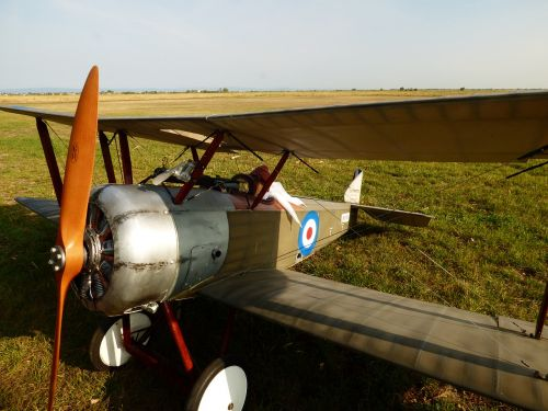 model the aircraft sopwith