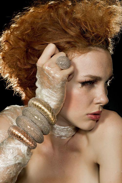 model mannequin hair