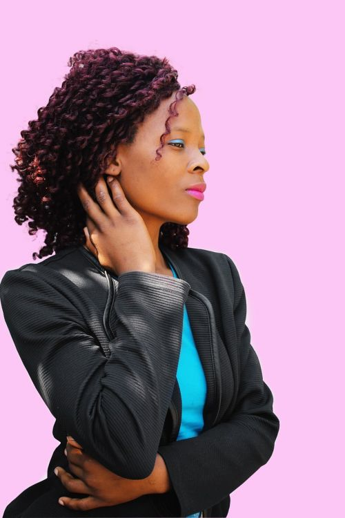 model african woman