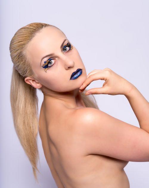 model make up make-up