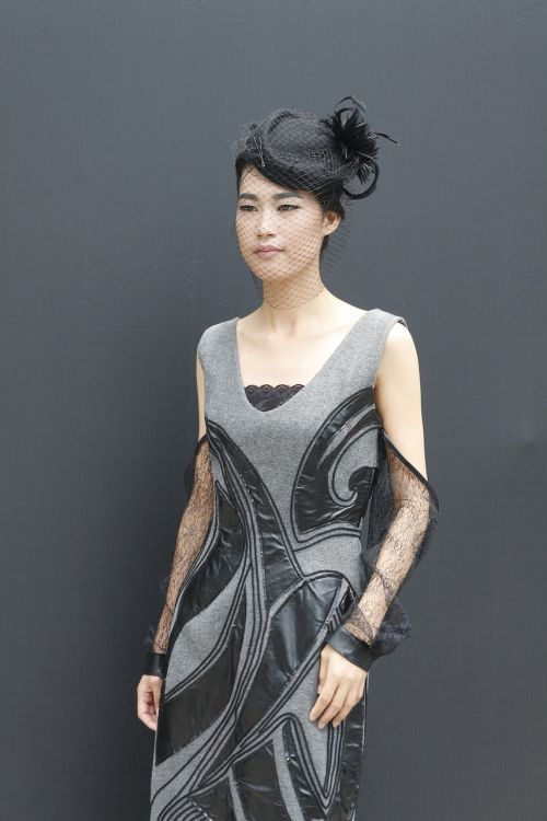 model individuality woman
