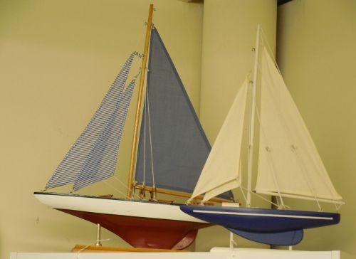 model sailboat boat