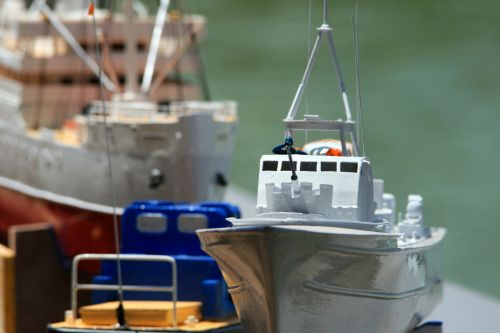 valtys, modeliai, rankos & nbsp, pastatytas, rodyti, modelio valtys ekrane