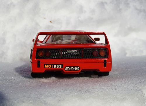 model car auto ferrari