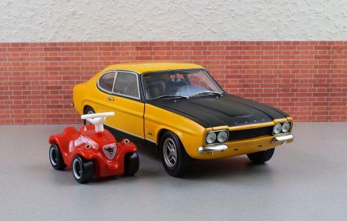 model car ford ford capri