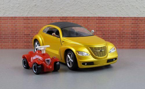 model car chrysler cruiser