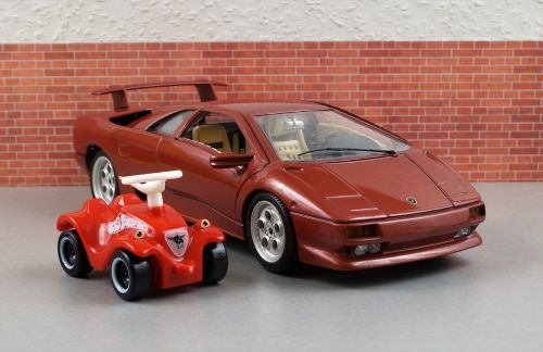 model car lamborghini diablo