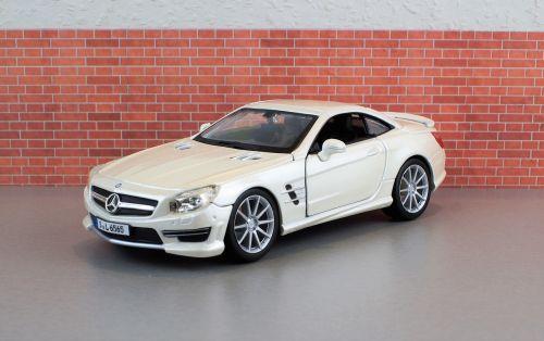 model car auto mercedes