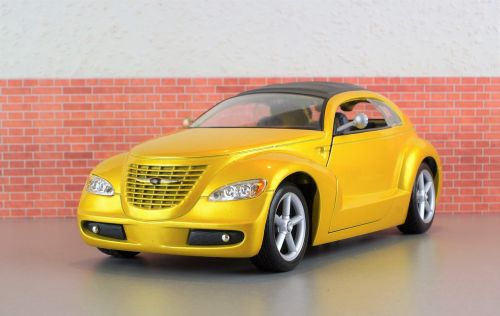 model car chrysler cruiser