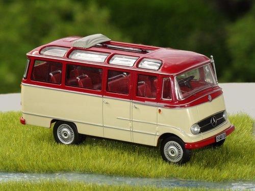 model car  minibus  coach