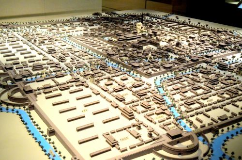 Model Northern Song Dynasty