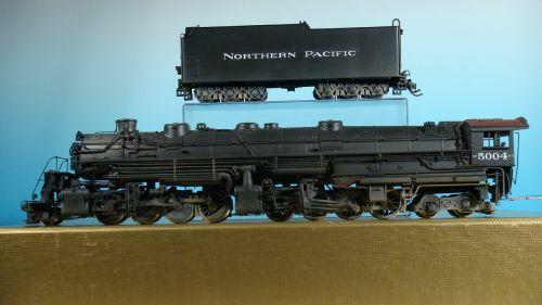 model railway train steam locomotive