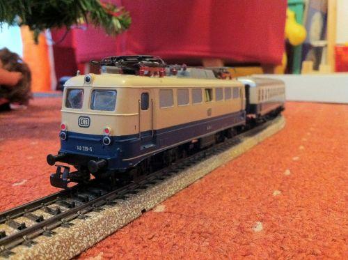 model railway märklin locomotive