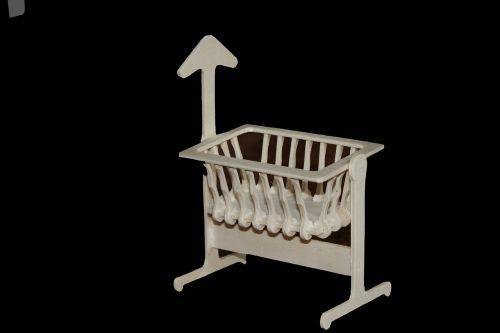 cradle model weighing plywood