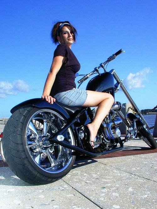 karštas, mergaitė, vasara, motociklas, jaunas, Lady, modelis, modeliavimas, kelti, kelia, modeliavimas ant motociklo 3