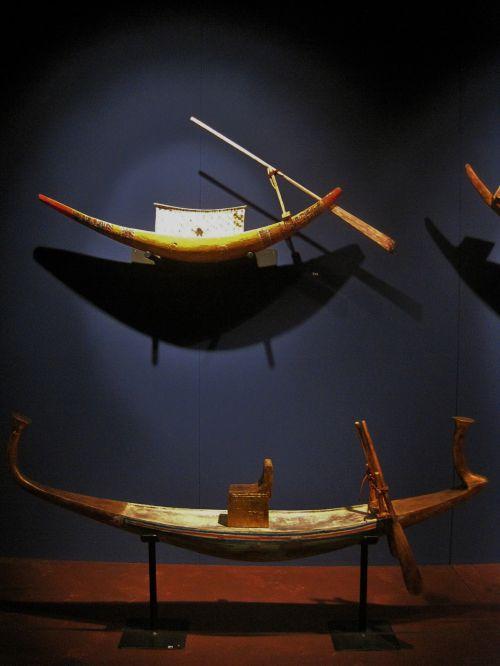 Models Of Nile Vessels
