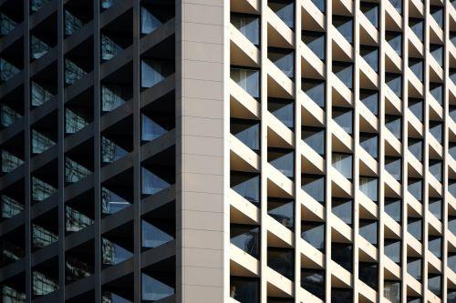 modern building steel