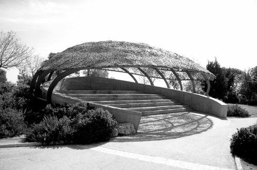 Modern Amphitheater