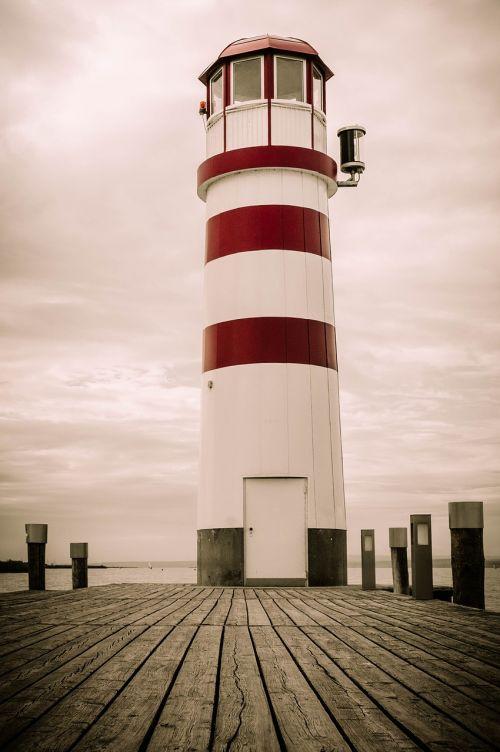 mole lighthouse podersdorf