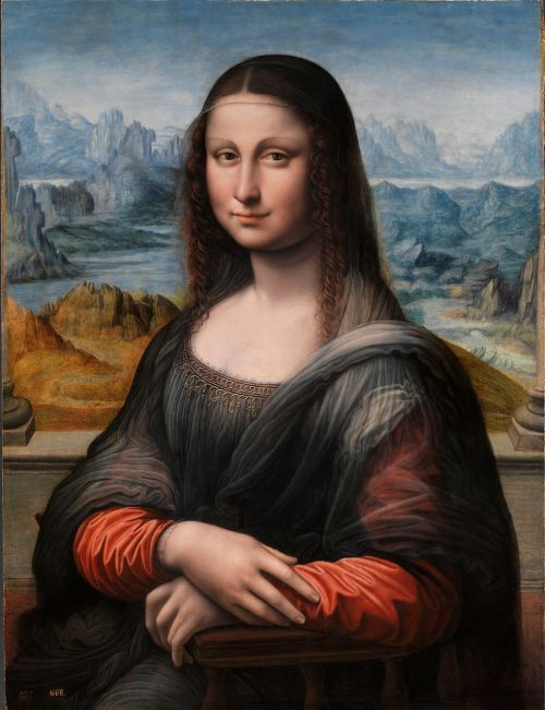 mona lisa the joconde leonardo de vinci