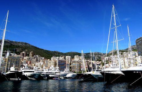 monaco harbour yacht