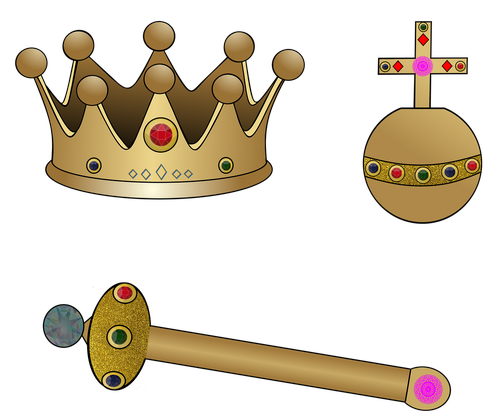 monarchy  crown  crown jewels