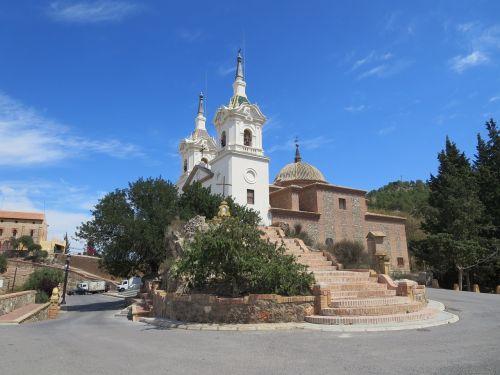 monasterio fuensanta murcia