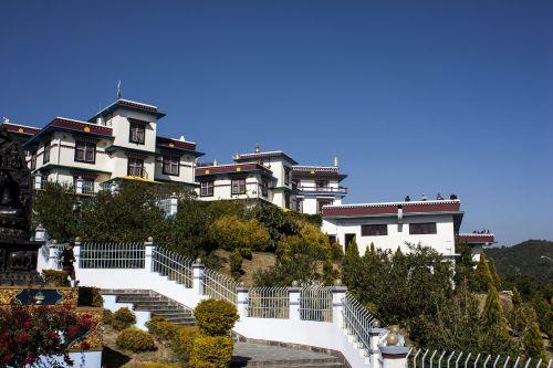 monastery buddhist temple