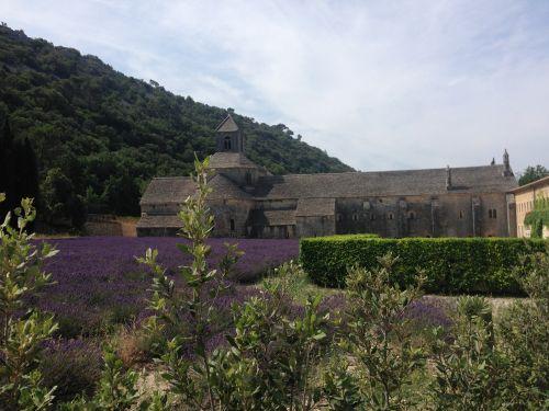monastery silence nature