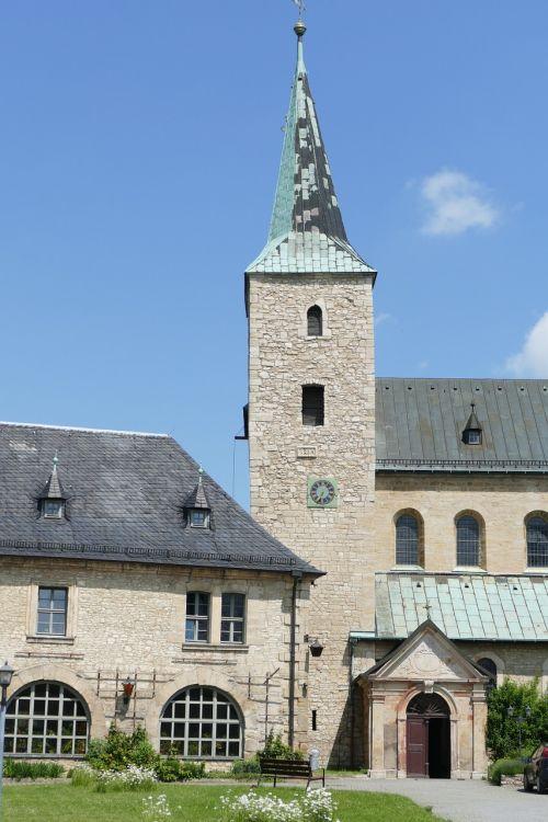 monastery huysburg benedictine monastery