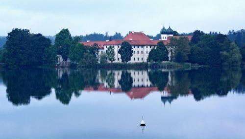 monastery seeon upper bavaria