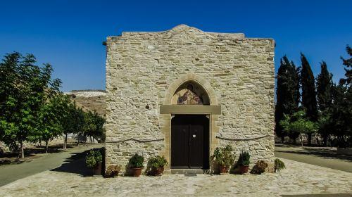 vienuolynas,Byzantine,viduramžių,bažnyčia,architektūra,XIV amžius,Panagia stazousa,ortodoksas,krikščionybė,religija,Kipras
