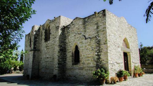 vienuolynas,bažnyčia,Byzantine,viduramžių,architektūra,XIV amžius,Panagia stazousa,ortodoksas,krikščionybė,religija,Kipras