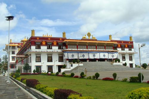 monastery building architecture