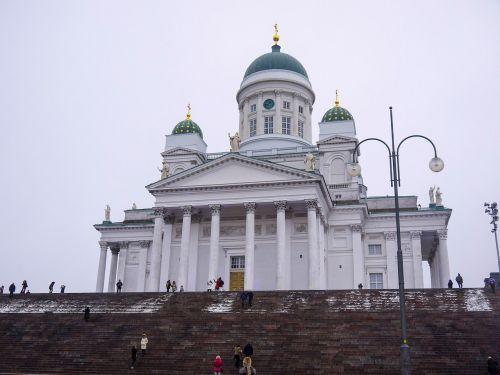 monastery helsinki cathedral