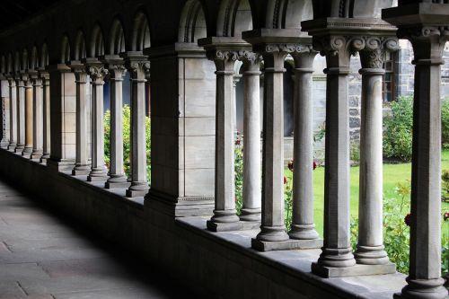 monastery cloister convent